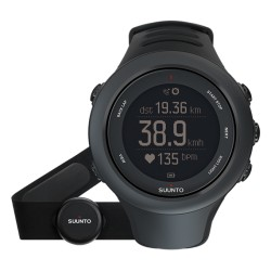 SUUNTO AMBIT 3 SPORT BLACK HR