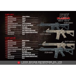 ICS CXP UK1 6MM AIRSOFT TUFEK
