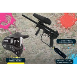 TIPPMANN A 5 PAINTBALL TÜFEK SETİ
