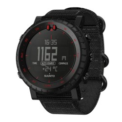 Suunto Core Black Red (Tactical series)