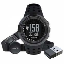 Suunto M5 Men All Black Pack