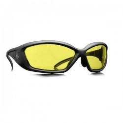 REVISION Hellfly Ballistic Sunglasses Frame/black Lens/high-contrast )