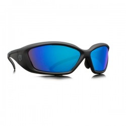 REVISION Hellfly Ballistic Sunglasses Frame/black Lenses/midnight mirror