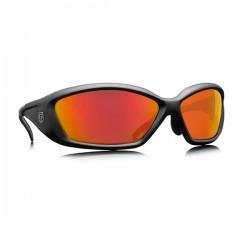 REVISION Hellfly Ballistic Güneş Gözlüğü (Frame/black Lenses/flame mirror )