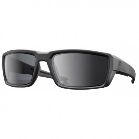 REVISION Vipertail Ballistic Sunglasses Frame/black Lens/dark smoke