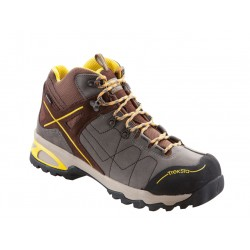 TREKSTA IRON 125 BROWN YELLOW GORETEX BOT