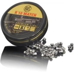 RWS R10 MATCH 4.50 CAL TUFEK SACMASI