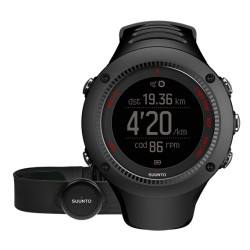 SUUNTO AMBIT3 RUN BLK HR