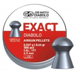 JSB DIABOLO EXACT 4.51MM HAVALI SACMA