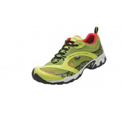 TREKSTA SYNC MOUNTAIN LOW LIME RED GORETEX AYAKKAB