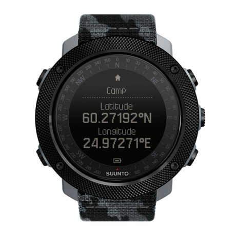 Suunto Traverse Alpha Concrete