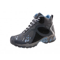 TREKSTA EVOLUTION MID GREY BLUE GORETEX BAYAN BOT
