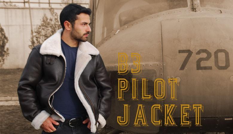 B3 Pilot Montu- pilotbazaar